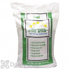 5 Star Fescue Grass Seed Blend - 25 lbs.