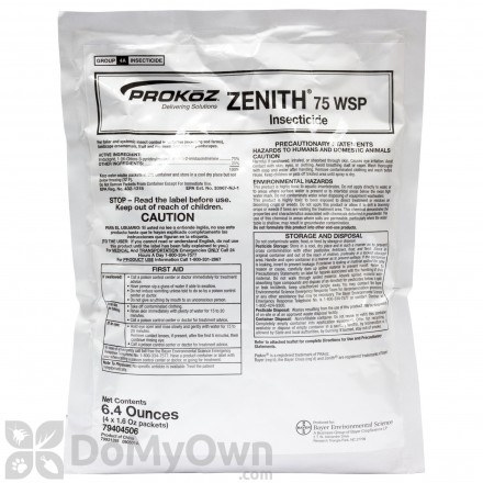 Zenith 75 WSP Insecticide