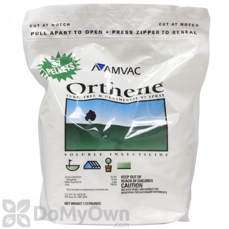 Orthene 97 Spray Insecticide - 7.73 lbs.