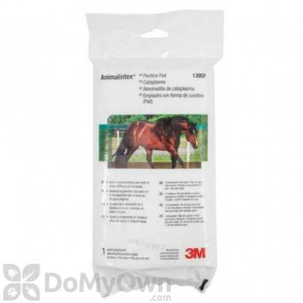3M Animalintex Poultice Pad Sheet 8 in. x 16 in.
