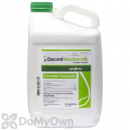 Daconil Weather Stik Flowable Fungicide