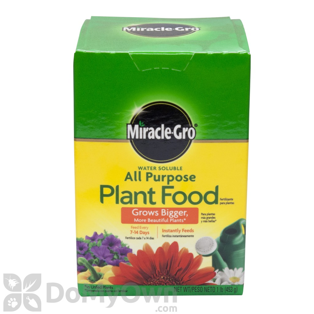 Miracle Gro All Purpose Plant Food Reviews