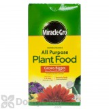 Miracle-Gro Water Soluble All Purpose Plant Food - 4 lbs.