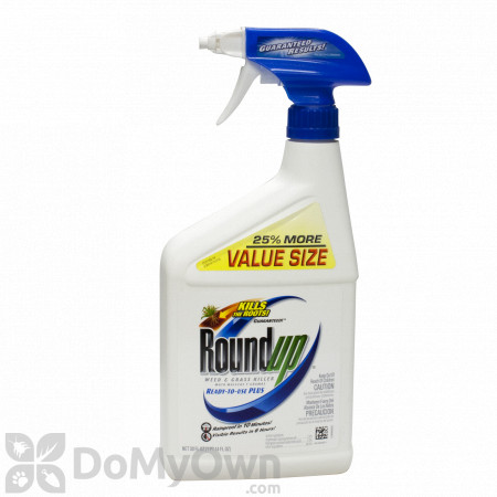 Roundup Weed and Grass Killer Ready to Use Plus