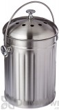 Kitchen Accents Stainless Steel Kitchen Composter