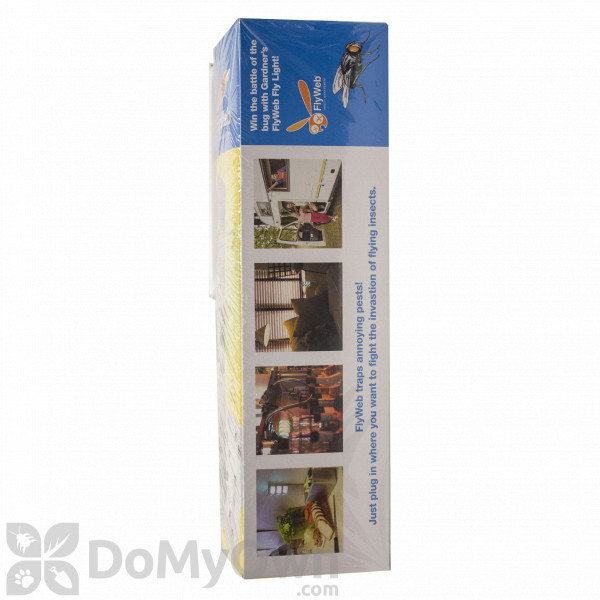 FlyWeb Fly Light, Fly Web Fly Light, FlyWeb Insect Fly Trap