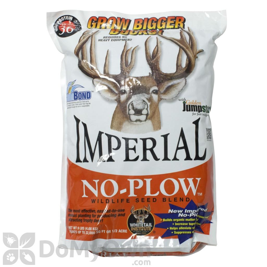 No Plow Food Plot Seed Reviews