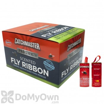 Catchmaster Fly Ribbons - CASE (96 ribbons)