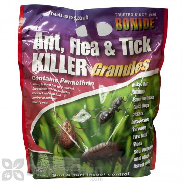 Bonide Ant Flea Tick Killer Granules