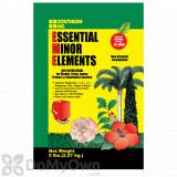 Essential Minor Elements
