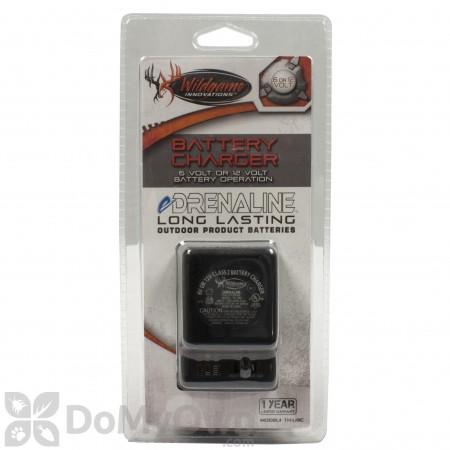 Wild Game Innovations 6/12 Volt eDRENALINE Battery Charger