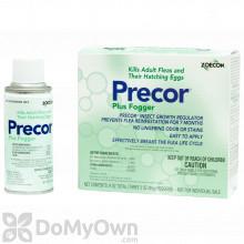 Precor Plus Fogger with IGR - (3 x 3 oz cans)