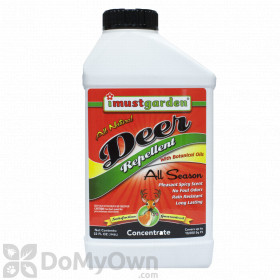 I Must Garden Deer Repellent All Season Concentrate