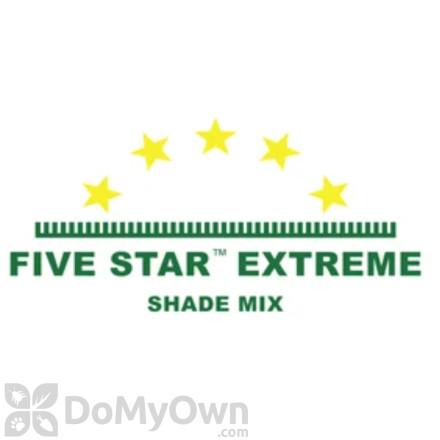 5 Star Fescue Extreme Shade Mix