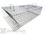 Tomahawk Collapsible Pigeon Trap with Two Trap Doors - Model 502