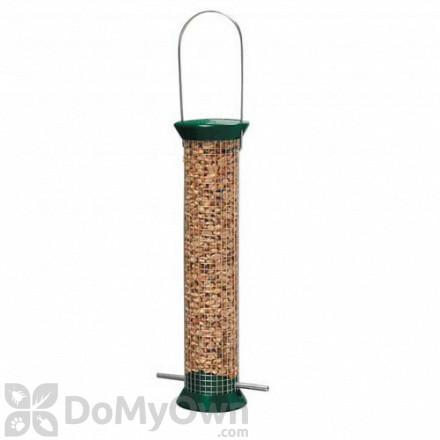 Droll Yankees New Generation Peanut Bird Feeder Metal Green (CJM13GP)
