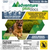 Adventure Plus for Dogs 55+ lbs.