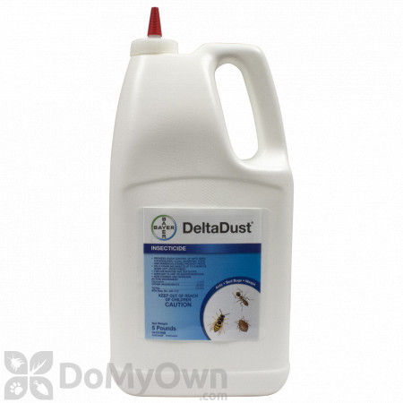 Delta Dust Insecticide 5 lbs.