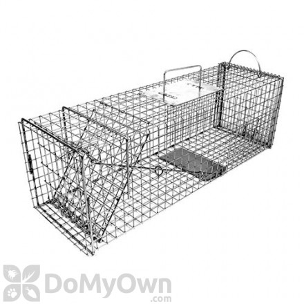Tomahawk Extra Long Rigid Trap for Rabbits and similar sized animals - Model 606.3