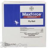 Maxforce Granular Fly Bait - 40 LB.