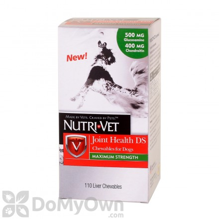 Nutri - Vet Joint Health DS Chewables