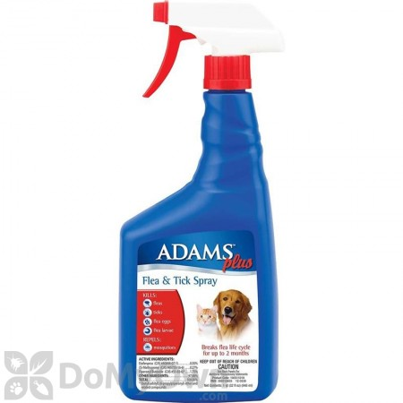Adams Plus Flea and Tick Spray