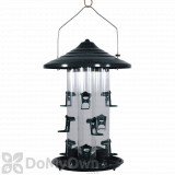 Woodlink Slot N Pin Triple Tube Seed Bird Feeder 6 lb. (WL3TUBE)