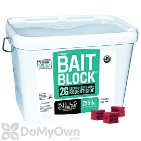 JT Eaton Bait Block 2G Second Generation Rodenticide (716-B)