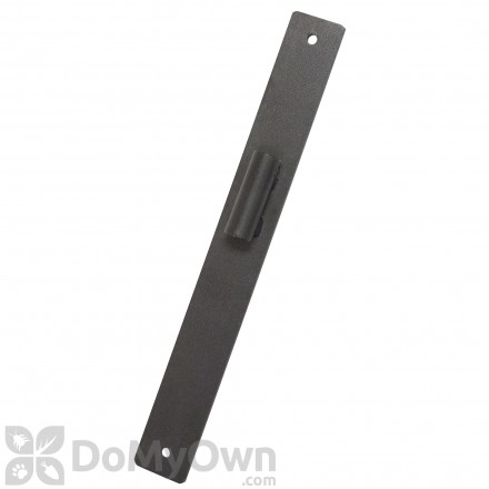 Woodlink Slot 'n Pin Wall Mounting Plate - Single (SP21)