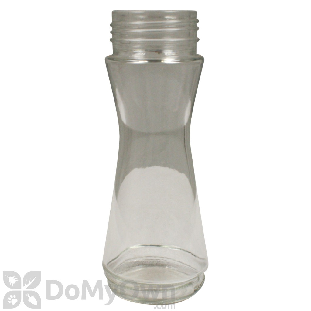 Woodstream Hummingbird Feeder Glass Bottle Replacement 8 oz  (WS184150R)