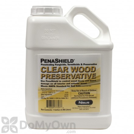 Wood Preservative, Treatment & Protection Products With