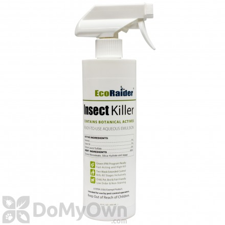 EcoRaider All Natural Insect Killer Spray