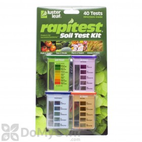 Luster Leaf Rapitest Soil Test Kit 1601