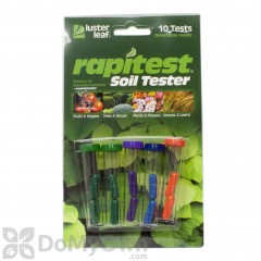 Luster Leaf Rapitest Soil Test Kit 1609CS
