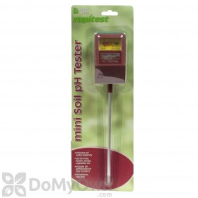 Luster Leaf Rapitest Mini pH Tester 1815