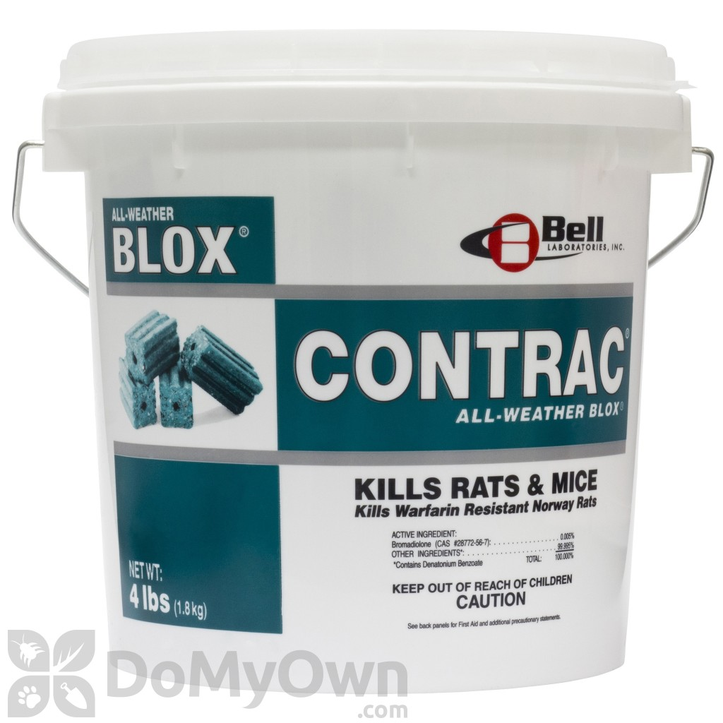 contrac all weather blox rodenticide rodent control free shipping