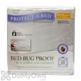 Protect-A-Bed Box Spring Encasement - Full XL CASE (8 covers)