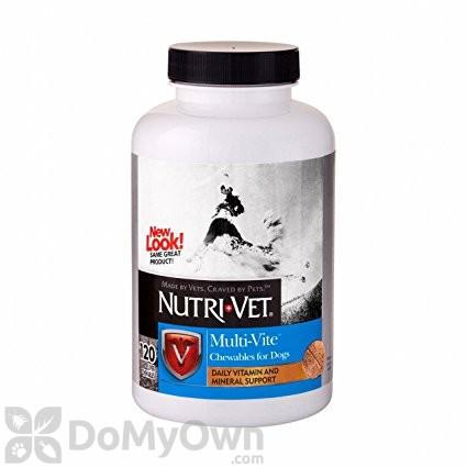 Nutri - Vet Multi - Vite Chewables