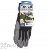 LFS Bellingham Nitrile Tough Gloves - Black Large