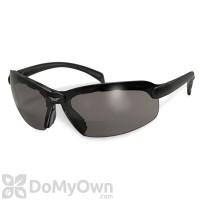 Global Vision Eyewear C-2 Bifocal Safety Glasses - Smoke Lenses