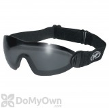 Global Vision Eyewear Flare Goggles - Smoke/Gray Lens