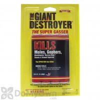 Giant Destroyer Smoke Bomb/Gasser