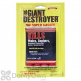 Giant Destroyer Smoke Bomb/Gasser- CASE (12 cards)
