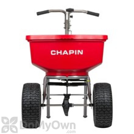 Chapin 100-Pound Professional Spreader with Stainless Steel Frame (8400C)