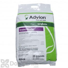 Advion Fire Ant Bait 25 lbs.