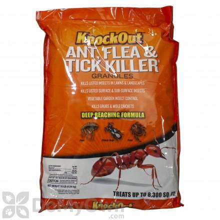 Knock Out Ant, Flea & Tick Killer Granules