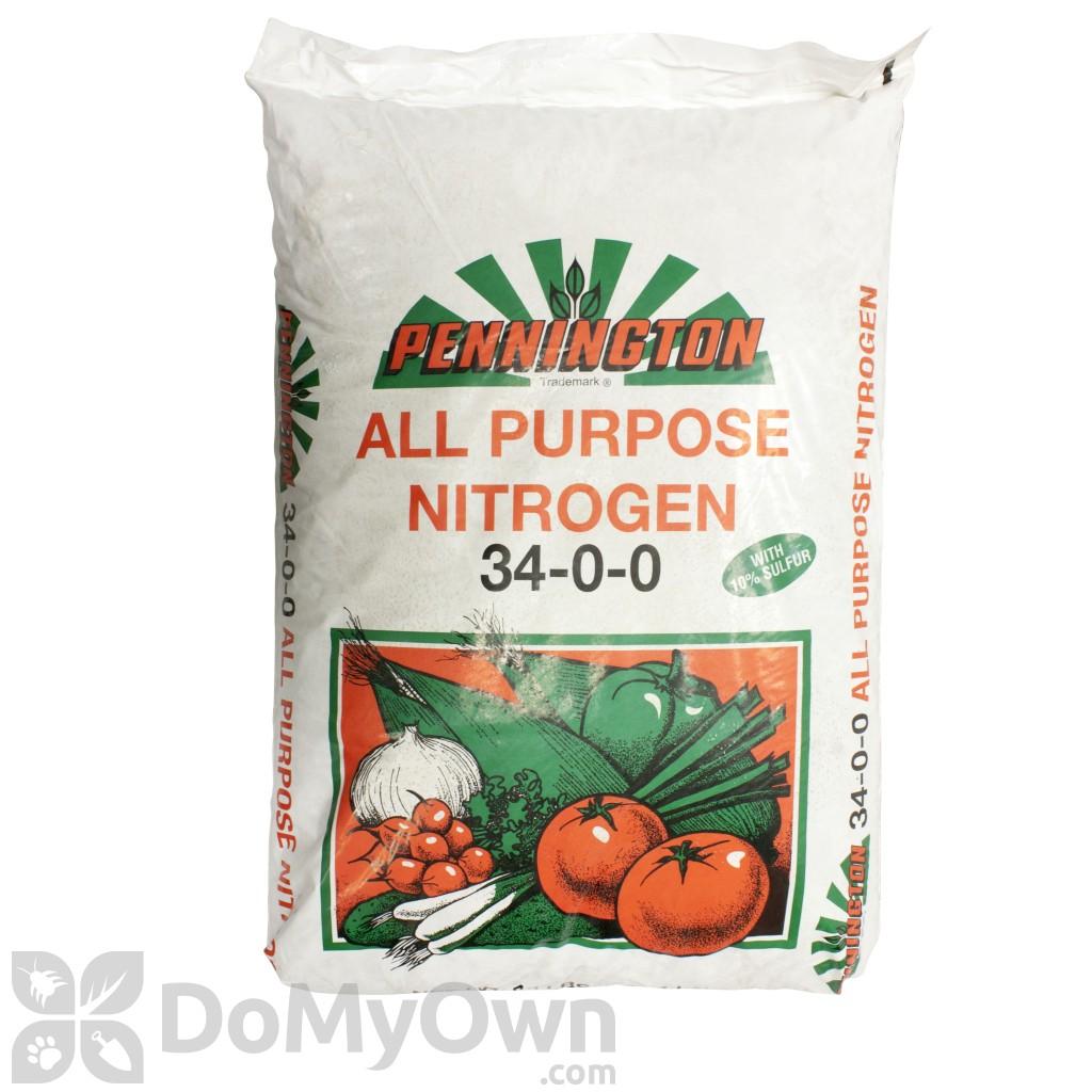 Pennington All Purpose Nitrogen Fertilizer 34-0-0