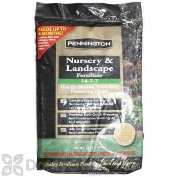 Pennington Nursery Landscape Fertilizer 14 7