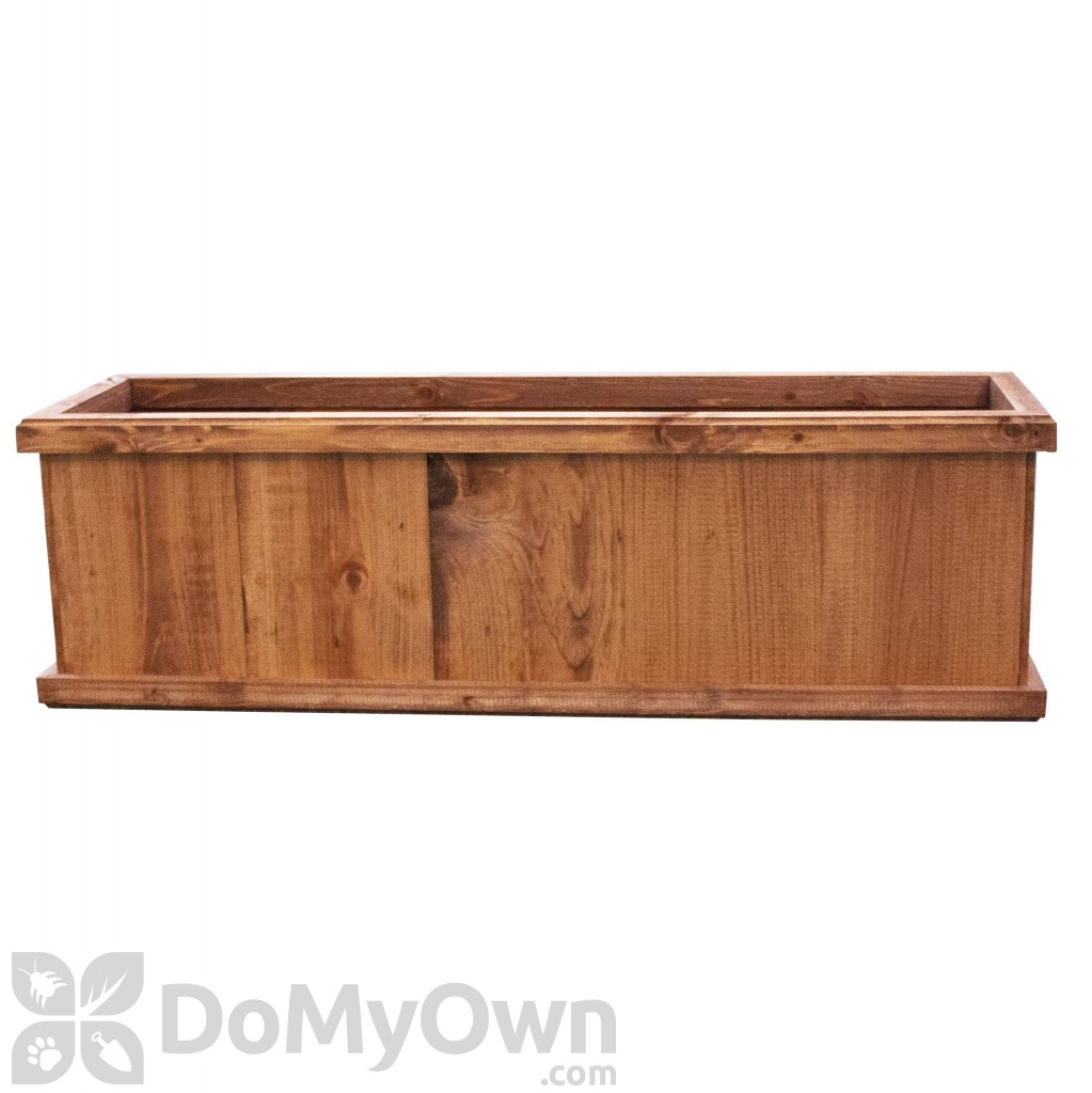 Pennington Planter Box Heartwood 40 In X 12 In X 12 In