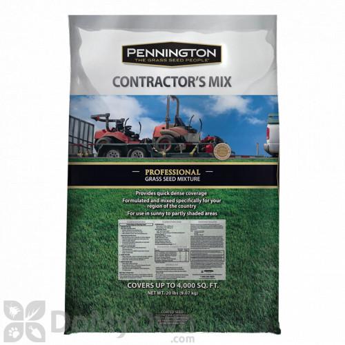 Pennington Professional Contractors Penkoted Gr Seed Mixture 20